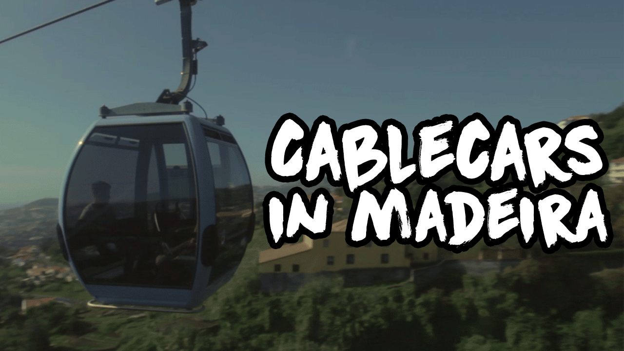 Cablecars in Madeira