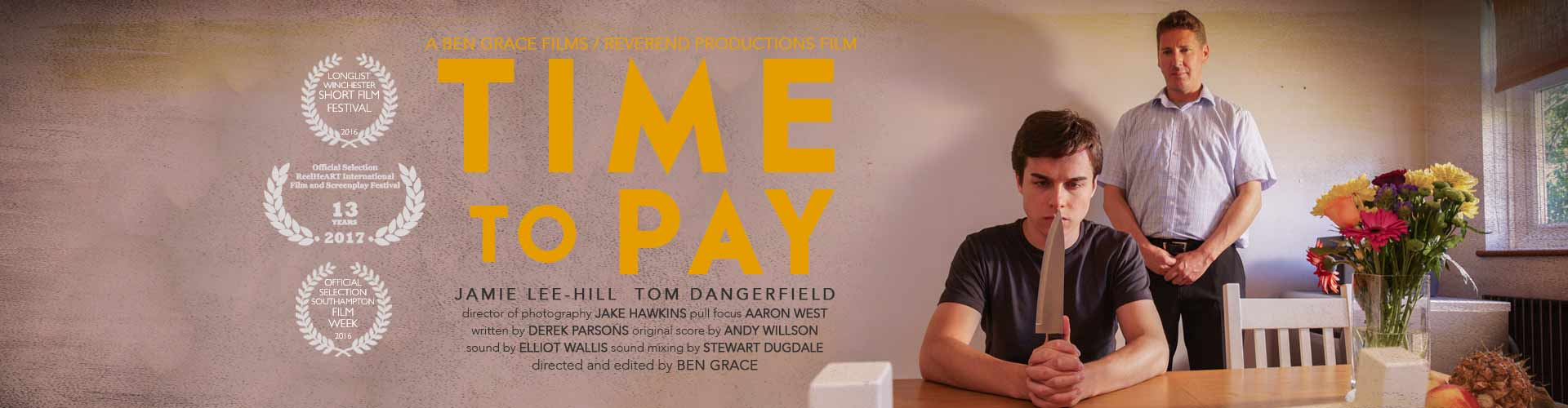 Time to Pay| Ben Grace Films | BenGrace.co.uk
