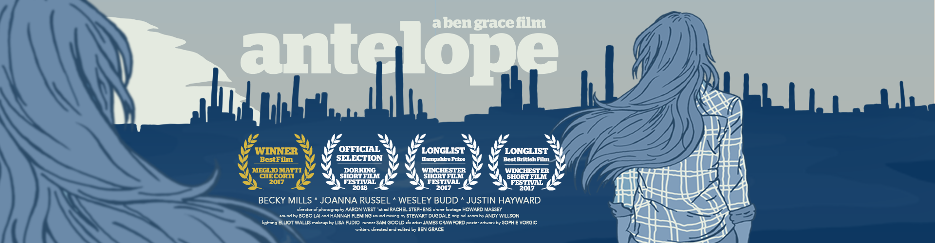 Antelope |Ben Grace Films | BenGrace.co.uk