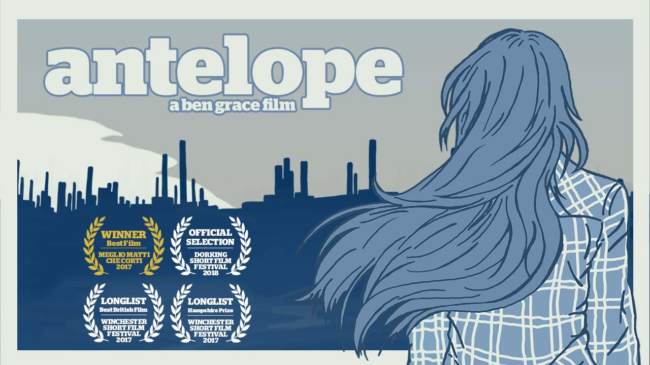 Antelope   Ben Grace Films