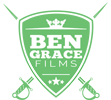 Ben Grace Films Logo